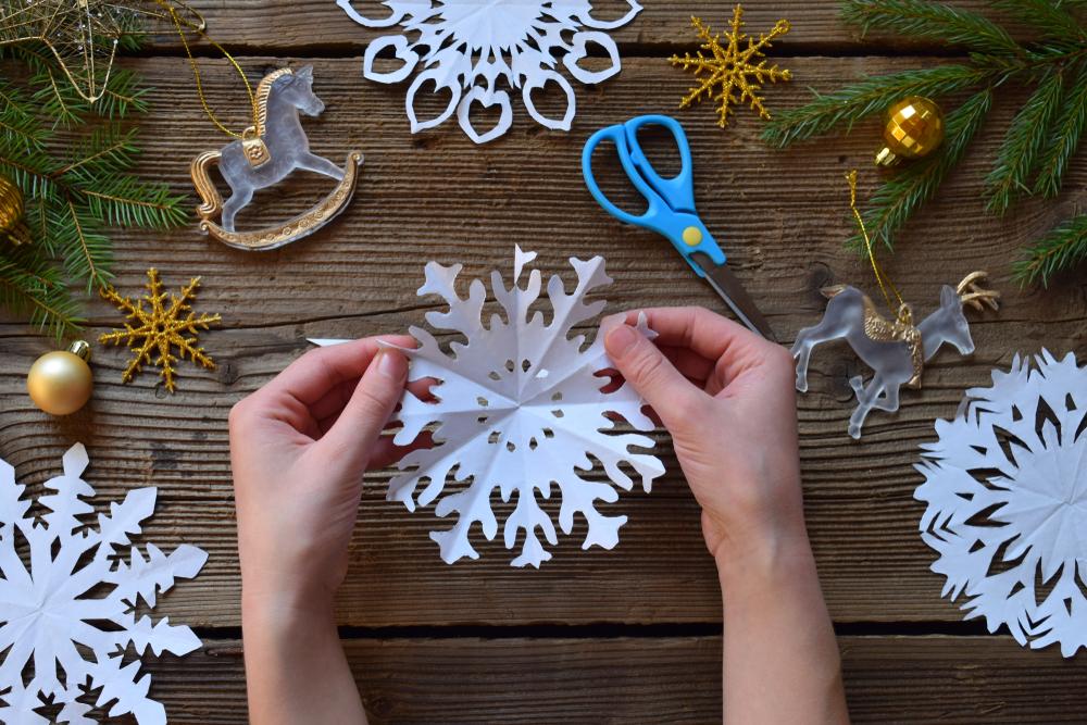 Snowflake Math Game