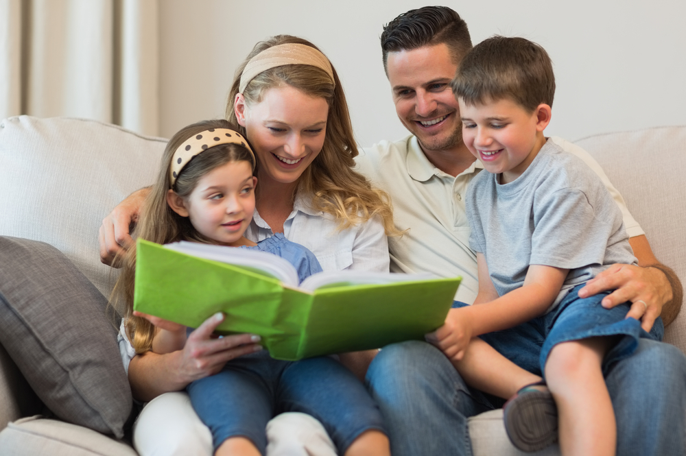 Parent Involvement: Early Literacy Begins at Home