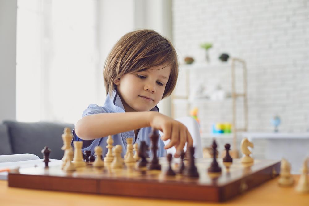 bot playing chess