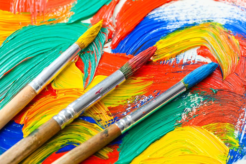 DIY Paint Brushes