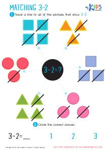 Matching 3-2 Worksheet