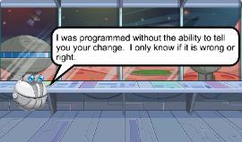 Alien Change