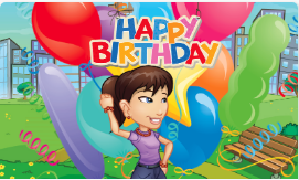 Animated Card Creator
