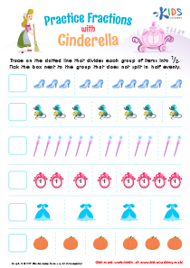 Cinderella Fraction Practice