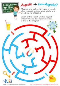 Worksheet: Magnetic or Non-Magnetic