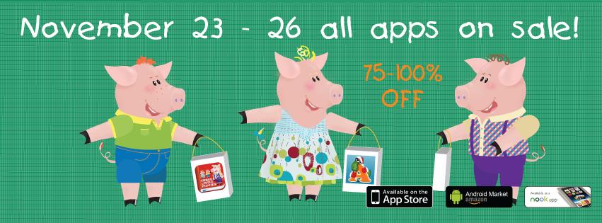 KidsAcademy apps on sale note