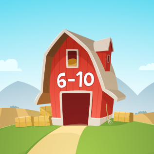Farm: from 6 to 10