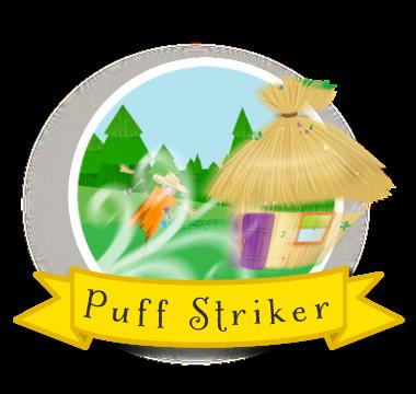 puff striker