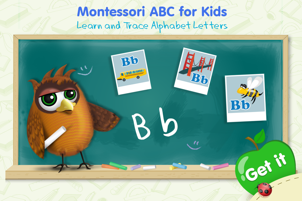 montessori ABC for kids